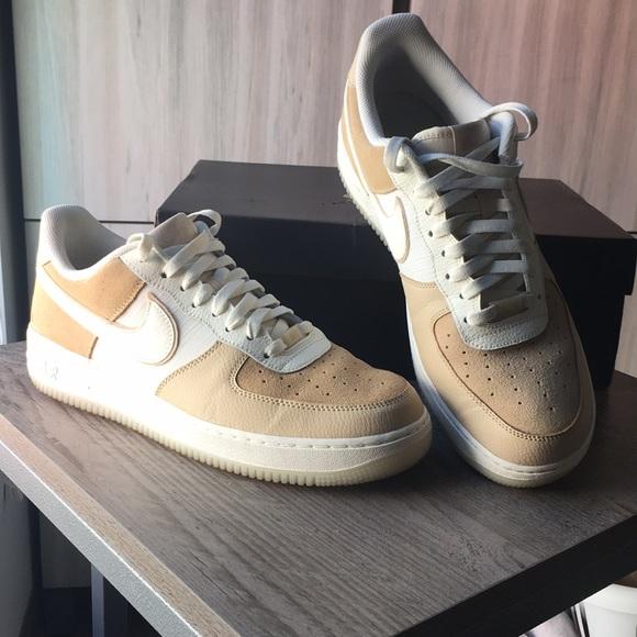 Nike Shoes   Nike Air Force Tan And